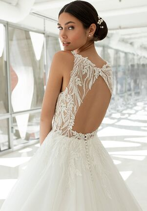 PRONOVIAS POWELL Ball Gown Wedding Dress