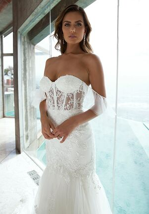 Mia Solano M1854Z | Pandora Mermaid Wedding Dress