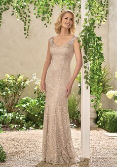 Jade J195020 Champagne Mother Of The Bride Dress