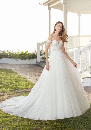 Rosa Clará CORDIA Ball Gown Wedding Dress