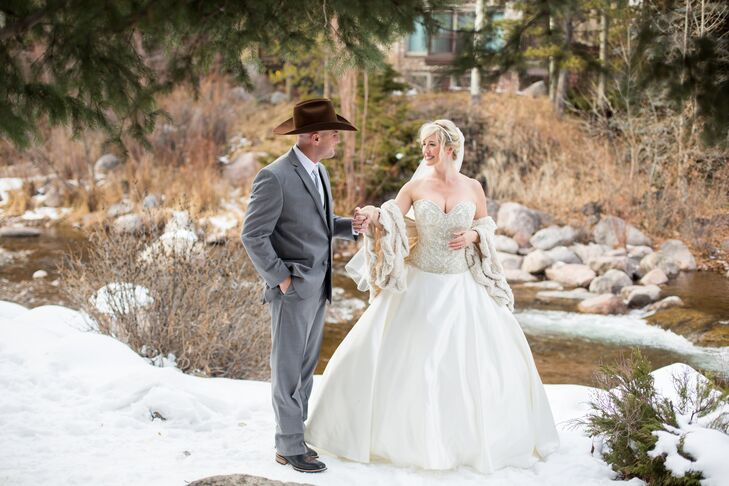 Jennifer Mann (40 and a pharmacist) and Scott Miller (37 and a retired professional Saddle Bronc Rider and business owner) met at a mutual friend's we