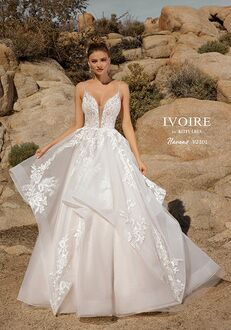 IVOIRE by KITTY CHEN HAVANA,V2101 Ball Gown Wedding Dress