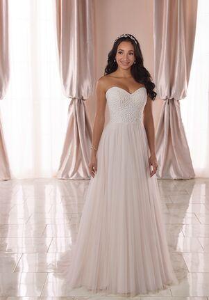 Stella York 6909 A-Line Wedding Dress