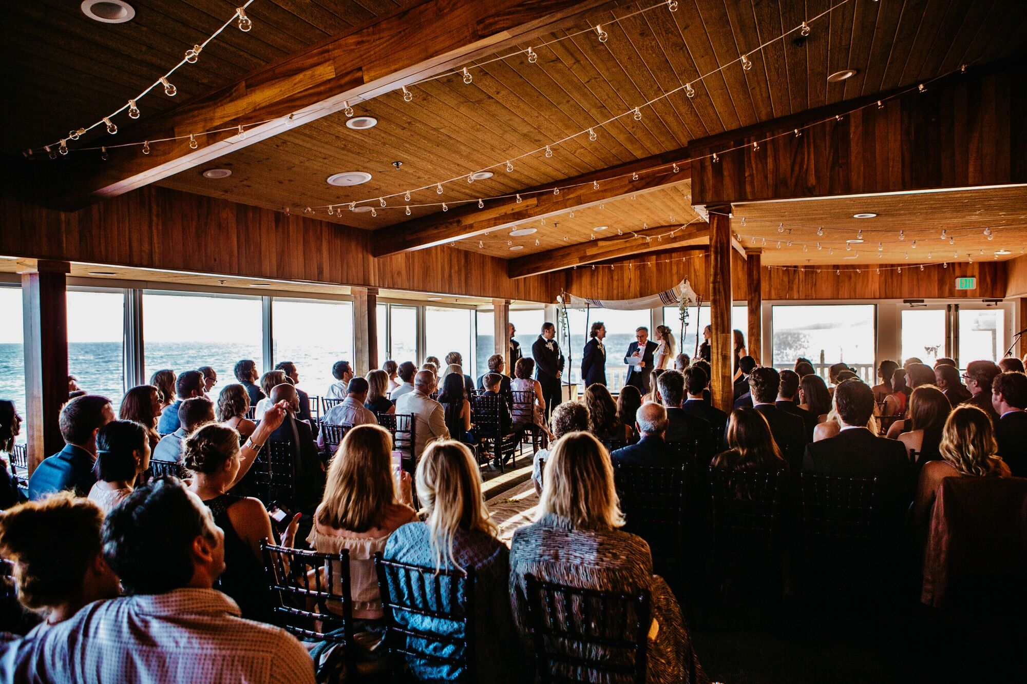 Wedding reception venues in malibu ca the knot dukes malibu junglespirit Images