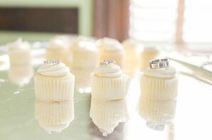 Vanilla Miniature Cupcakes
