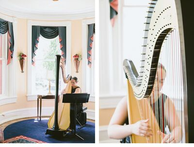 Nadia Pessoa | Harpist