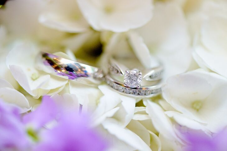 Classic, Silver Wedding Rings