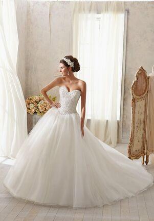 Morilee by Madeline Gardner/Blu 5216 Ball Gown Wedding Dress