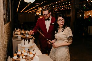 Post-Dinner Cake Cutting