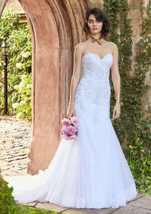 Camille La Vie & Group USA 41790/4422W Wedding Dress