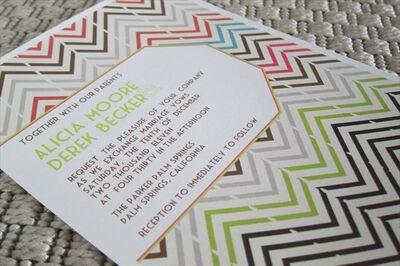 BG Design Studio: Custom Designed Invitations