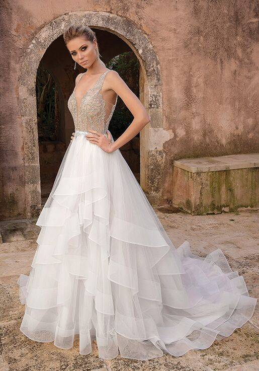 Justin Alexander 88059 Ball Gown Wedding Dress
