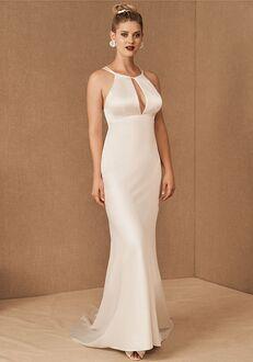 BHLDN Naida Gown Sheath Wedding Dress