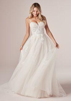 Rebecca Ingram MARISOL 20RS230 A-Line Wedding Dress