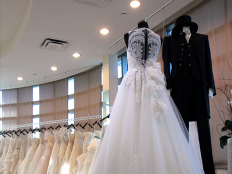 Wedding Dresses in Indianapolis