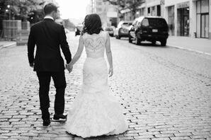 Downtown Manhattan Wedding