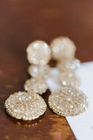 Sparkling Bridal Earrings
