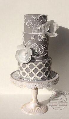 Bakery And Tea House Wedding Cakes Boynton Beach Fl