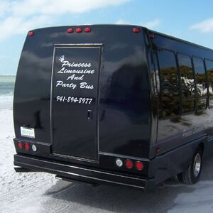 Sarasota, FL Party Bus | Princess Party Bus