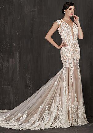 Calla Blanche 16130 Lydia Mermaid Wedding Dress