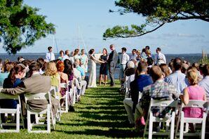 Shelly and Ben's North Carolina Ceremony