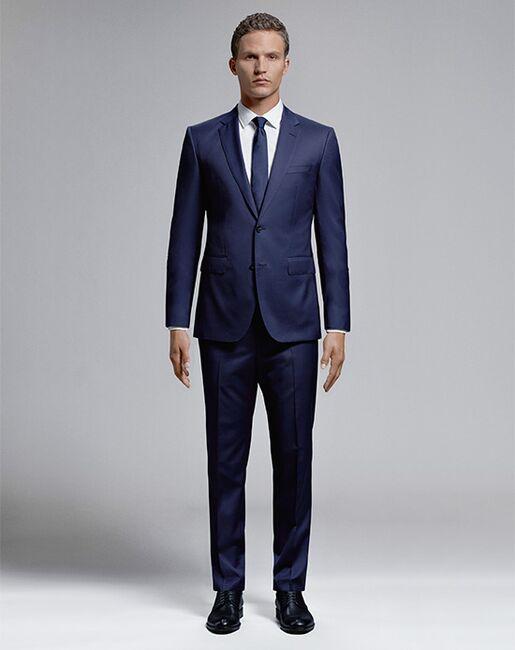 BOSS 50300754 Blue Tuxedo
