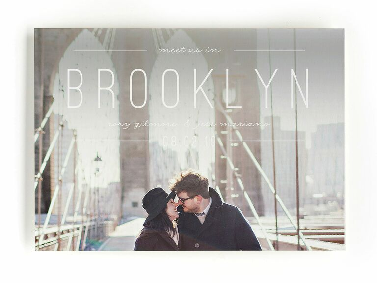 Minted location destination wedding save-the-date