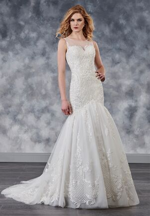 Mary's Bridal MB4025 Mermaid Wedding Dress