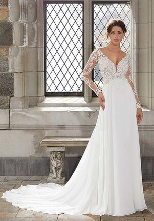 Morilee by Madeline Gardner/Blu Stevie 5816 A-Line Wedding Dress