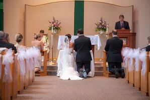 Ceremony at Our Lady of Grace Church