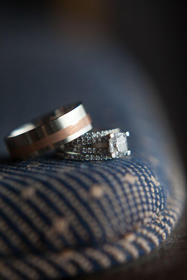 Diamond Ring by Paul Michael Design