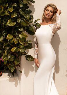 Moonlight Collection J6774 Mermaid Wedding Dress
