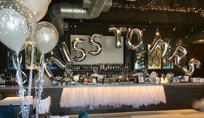 Revel Restaurant And Bar Rehearsal Dinners Bridal Showers
