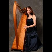 Providence, RI Celtic Harp | Cloud Nine Harp / Laura Cole