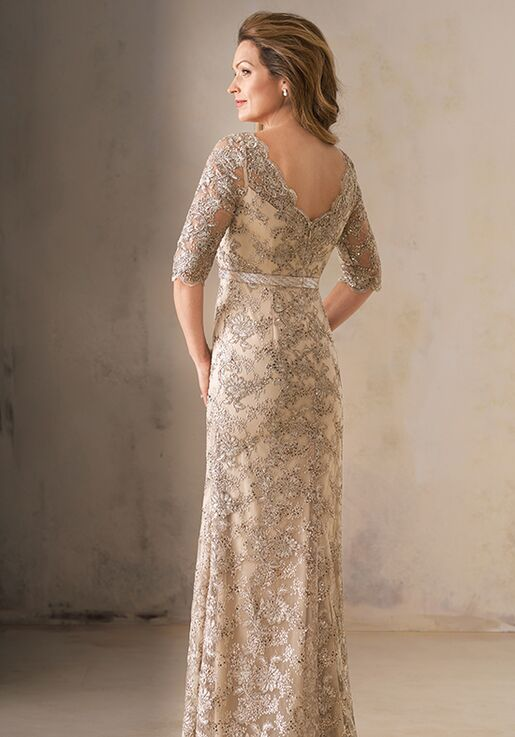 Jade Couture Mother of the Bride by Jasmine K208013 Ivory Mother Of The Bride Dress