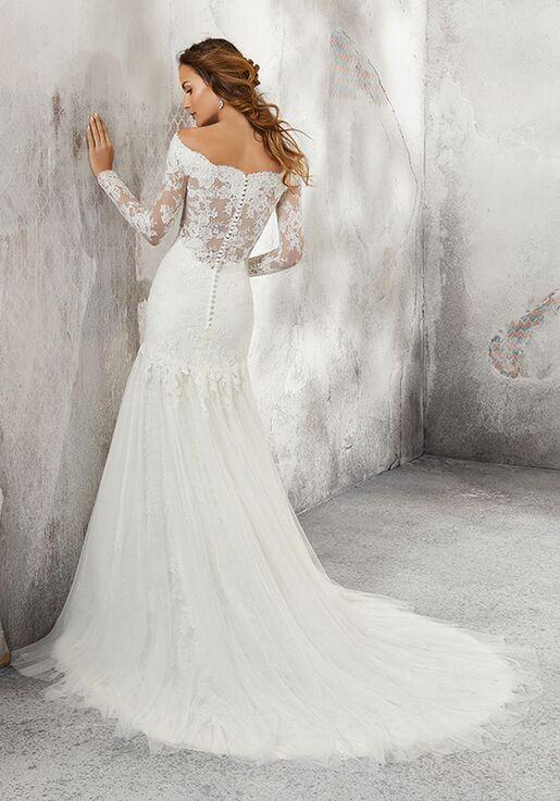 Morilee by Madeline Gardner/Blu 5686 / Lillian Mermaid Wedding Dress