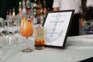 Nautical Signature Cocktails