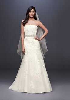 308c78487f David s Bridal DB Studio Style 183626DBW Wedding Dress - The Knot