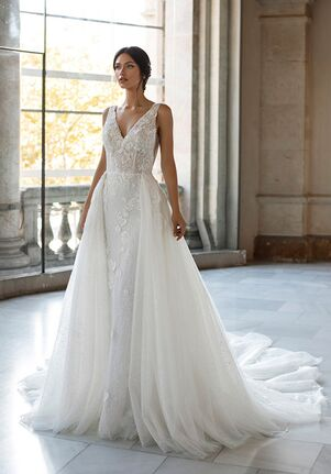 PRONOVIAS PRIVÉE TALMADGE Ball Gown Wedding Dress