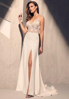 Mikaella 2208 A-Line Wedding Dress