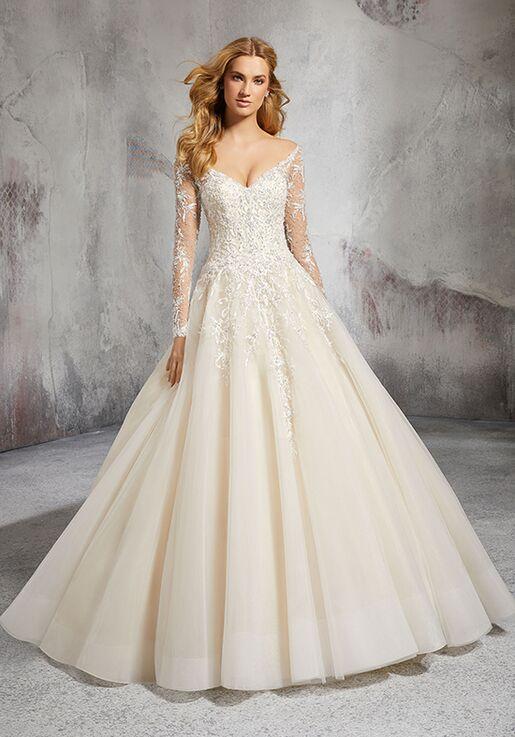 81649fb5e1e Morilee by Madeline Gardner 8281   Laurel Wedding Dress - The Knot