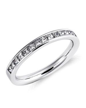 Blue Nile 12761 Platinum Wedding Ring