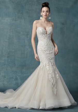 Maggie Sottero Alistaire Wedding Dress