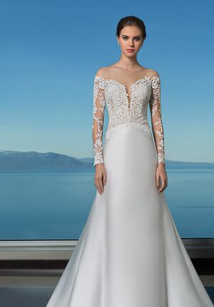 Oreasposa L918 A-Line Wedding Dress