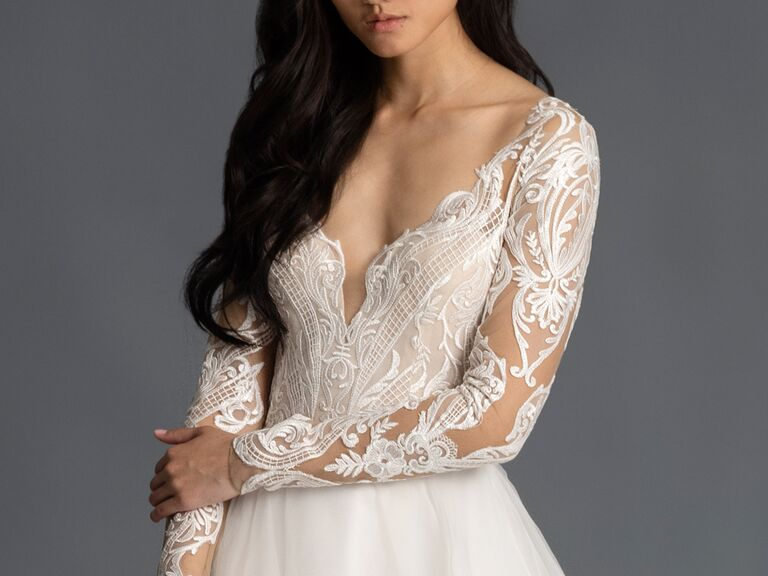 Hayley Paige Fall 2019 Bridal Collection wedding dresses