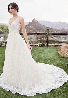 Casablanca Bridal 2431 Morgan A-Line Wedding Dress