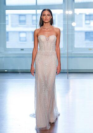 Justin Alexander Signature 99046 Sheath Wedding Dress