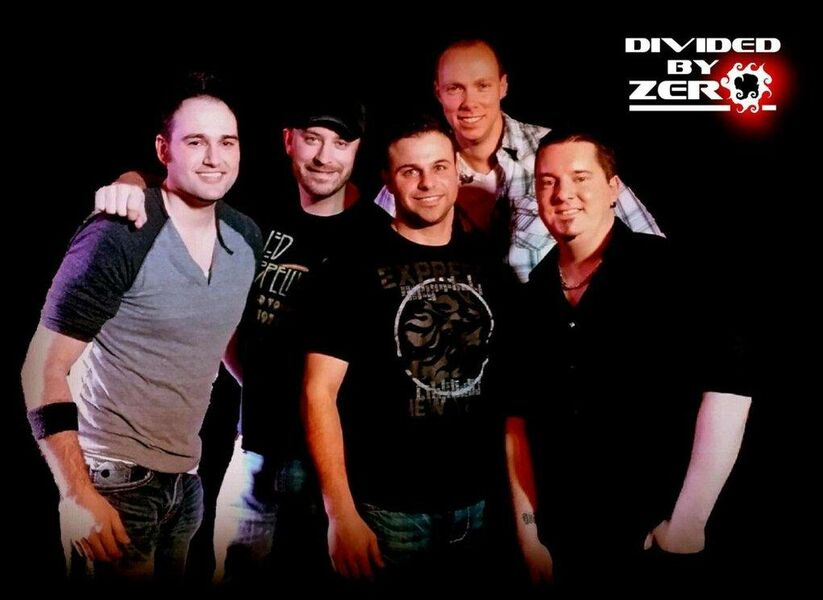 Divided By Zero - Cover Band - Rochester, NY