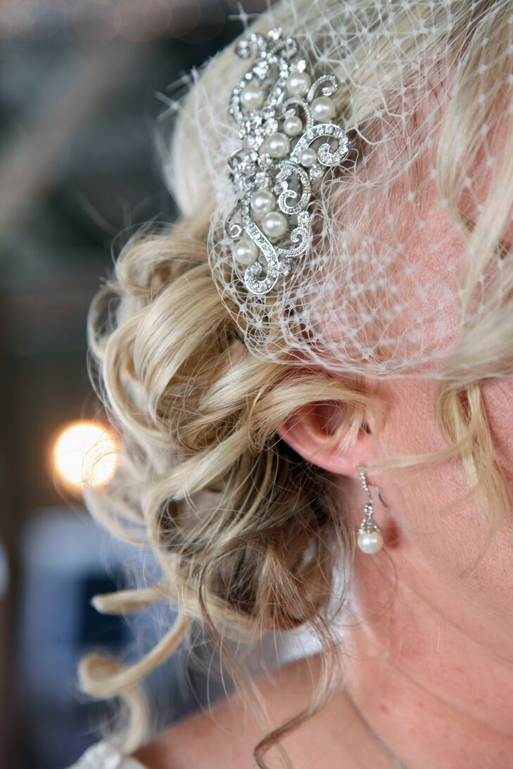 Crystal Hair Accessory