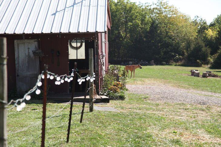 Gallagher Barn Wedding Venue